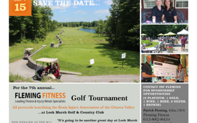 Sept 15 – Golf Tournament